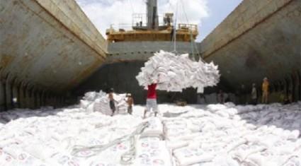Quyết định lịch sử của Bộ Công thương mở toang xuất gạo
