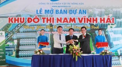 Nha Trang, Khánh Hòa: Mở bán 800 căn hộ tại phường Vĩnh Hải