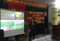 Đoàn thanh niên Apromaco tổ chức Hội thảo hướng dẫn sử dụng phân bón Lào Cai trong Chương trình tình nguyện của Đoàn Thanh niên Bộ Nông nghiệp và PTNT.