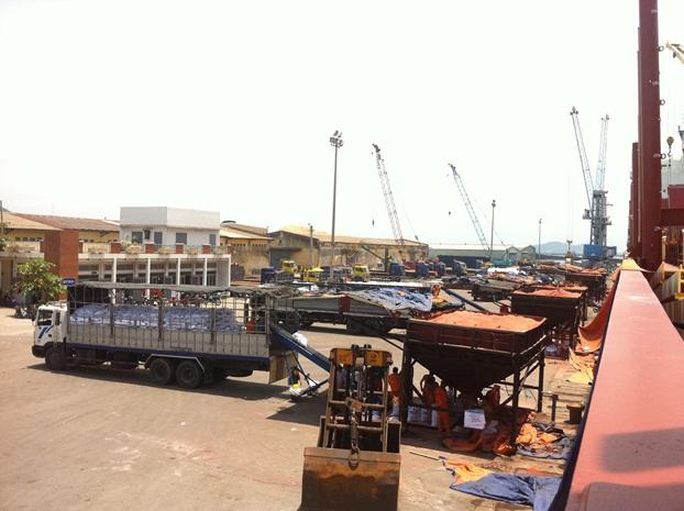Xuất nhập khẩu Phân bón - Quy Nhơn