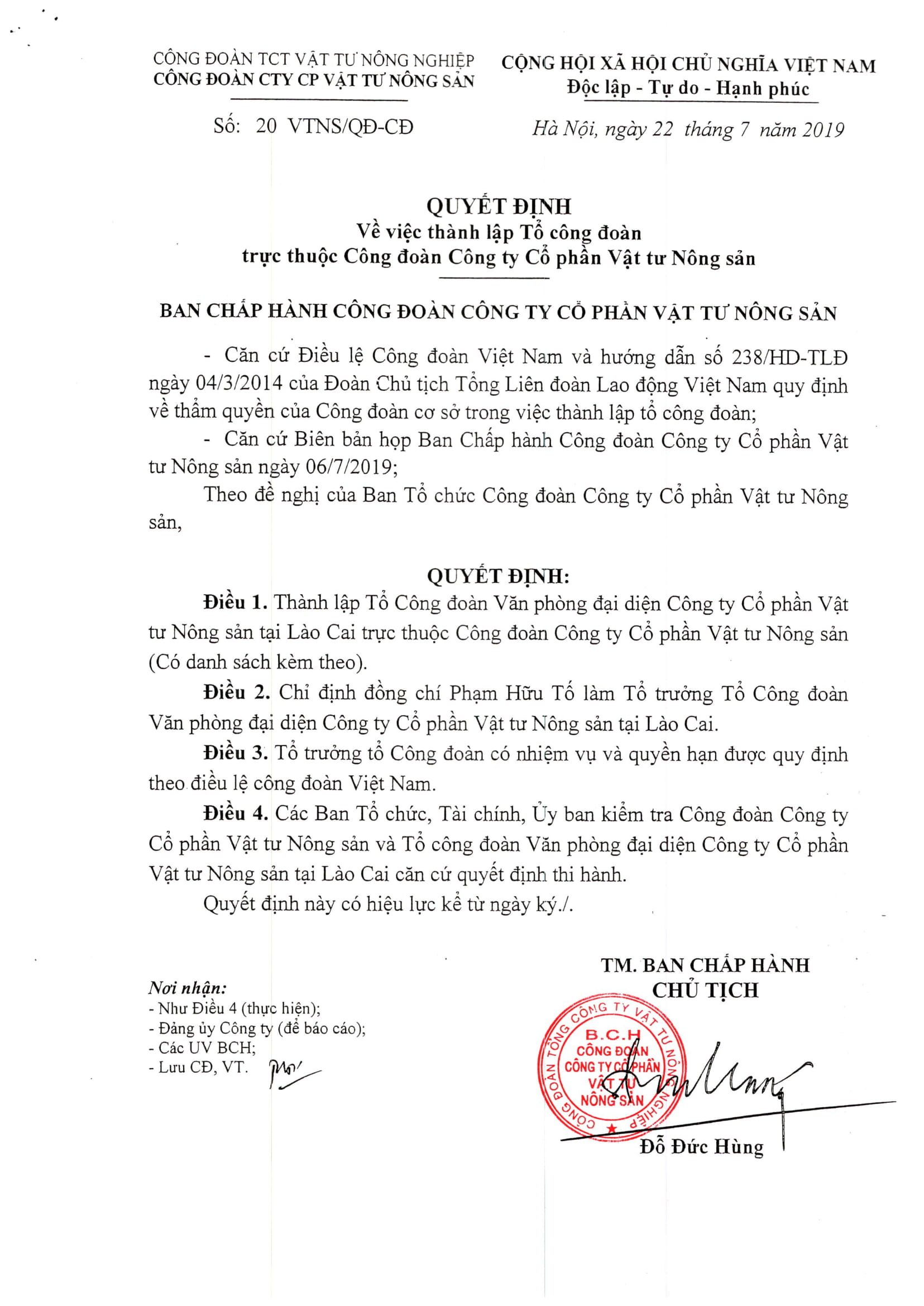 Cong doan Lao Cai-1