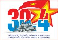 THÔNG BÁO NGHỈ NGÀY GIẢI PHÓNG MIỀN NAM 30/4 VÀ QUỐC TẾ LAO ĐỘNG 01/5/2020