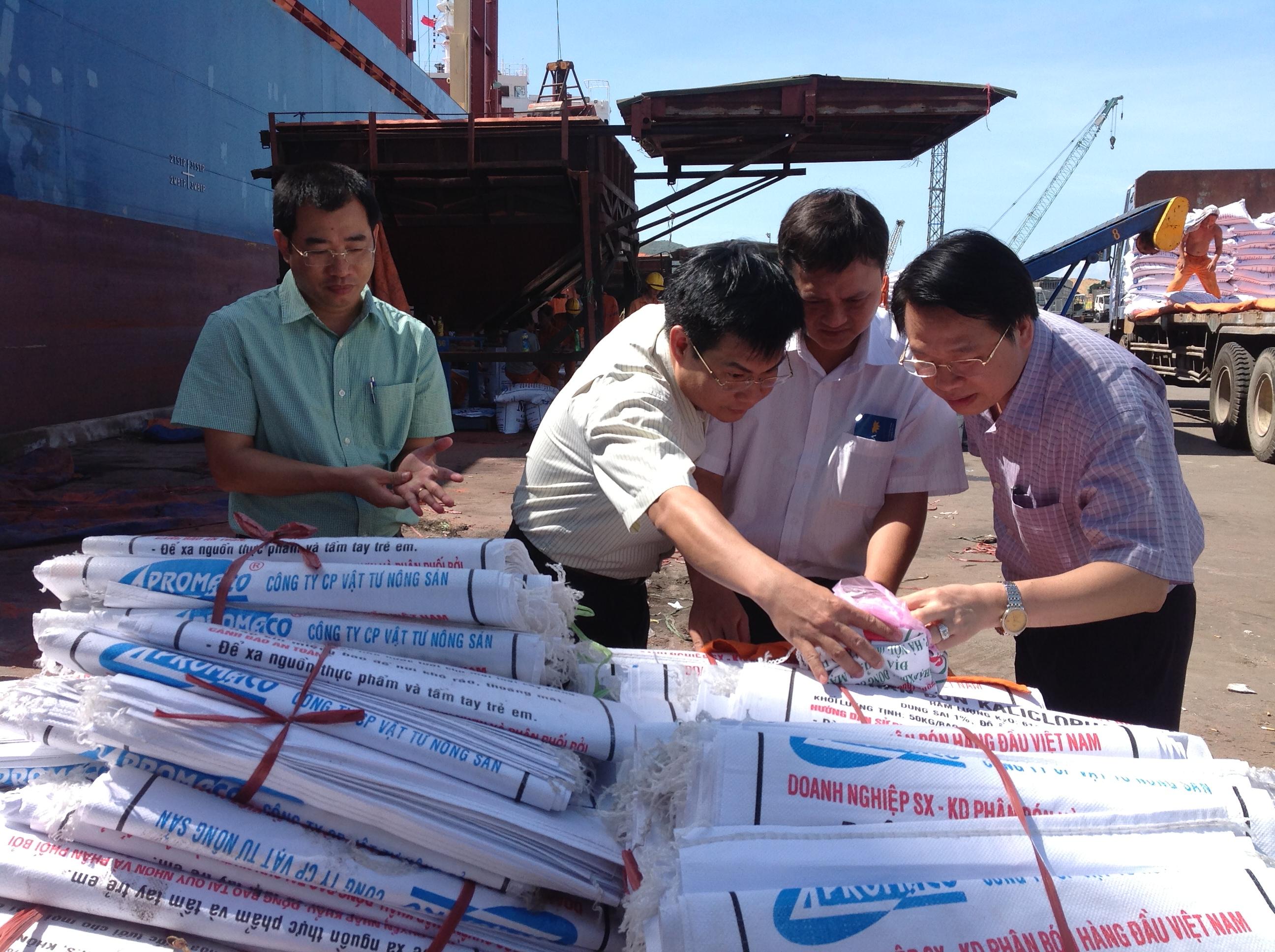 Xuất nhập khẩu Phân bón 002